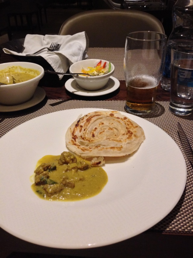 Southern Indian curry.