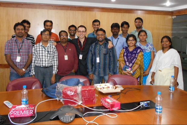 india-mindteck-team