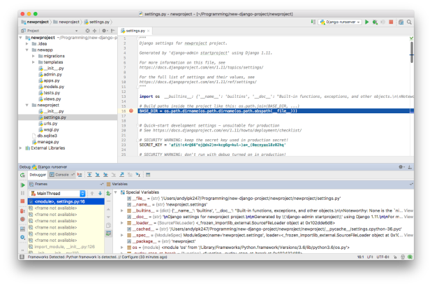 PyCharm - Debugging