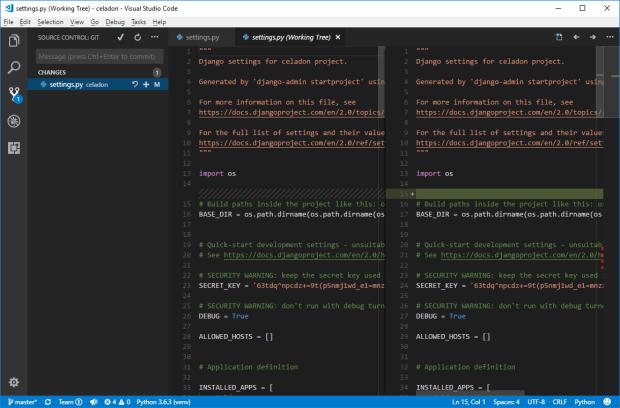 VS Code Git