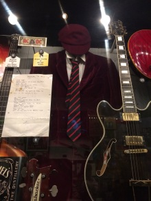 Angus Young's Stage Outfit