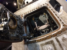 Apollo Capsule from Skylab