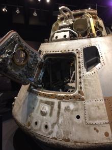Apollo Capsule from Skylab
