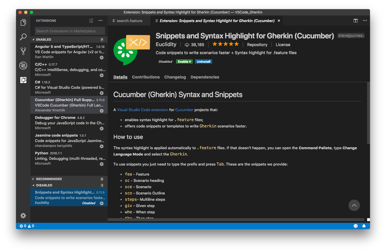 Visual Studio Code   Automation Panda