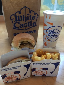 My first White Castle experience
