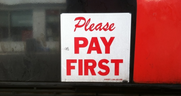 Please Pay First